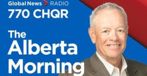 Daves Radio Interview With Peter Watts 770 AM Calgary